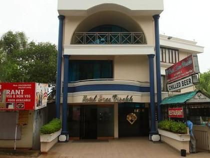 Sree Visakh Hotel - Hotell och Boende i Indien i Kovalam