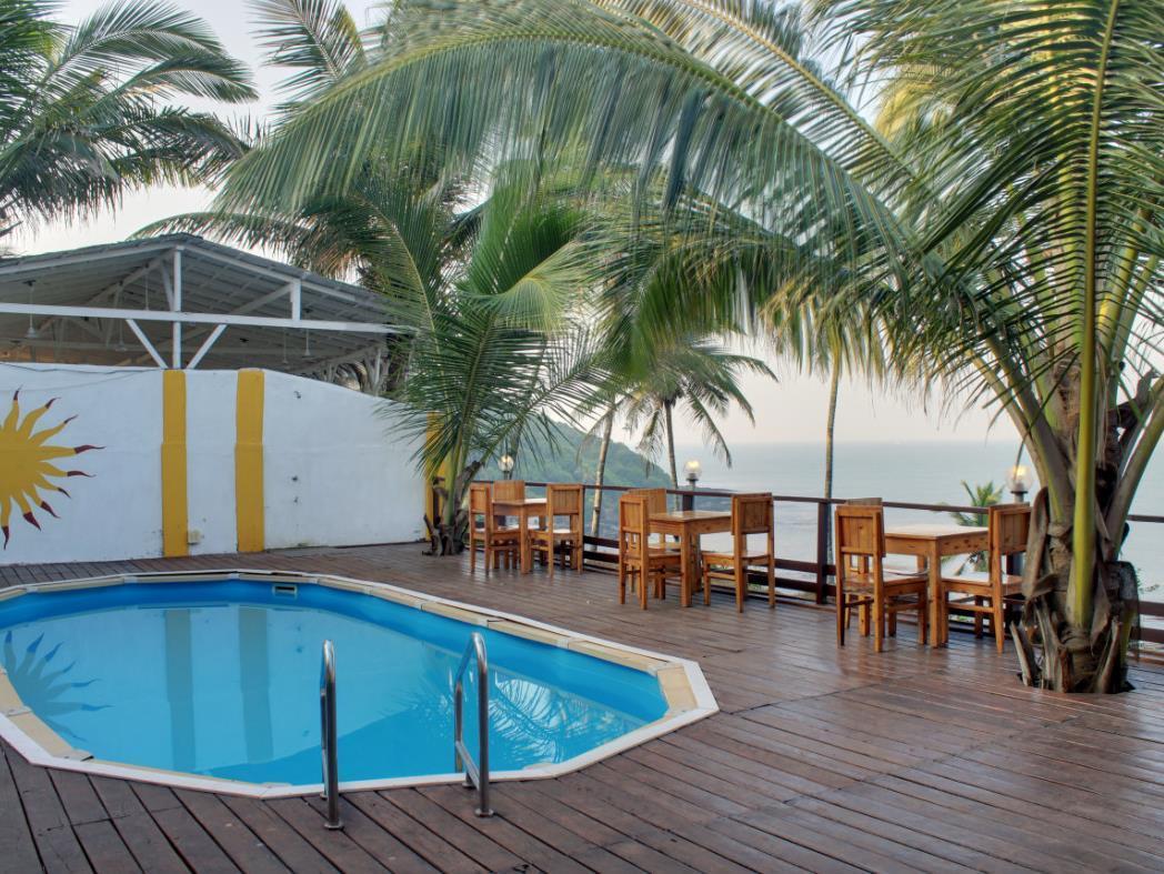 Aryans Hotel - Hotell och Boende i Indien i Goa