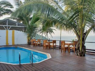 Aryans Hotel North Goa - View