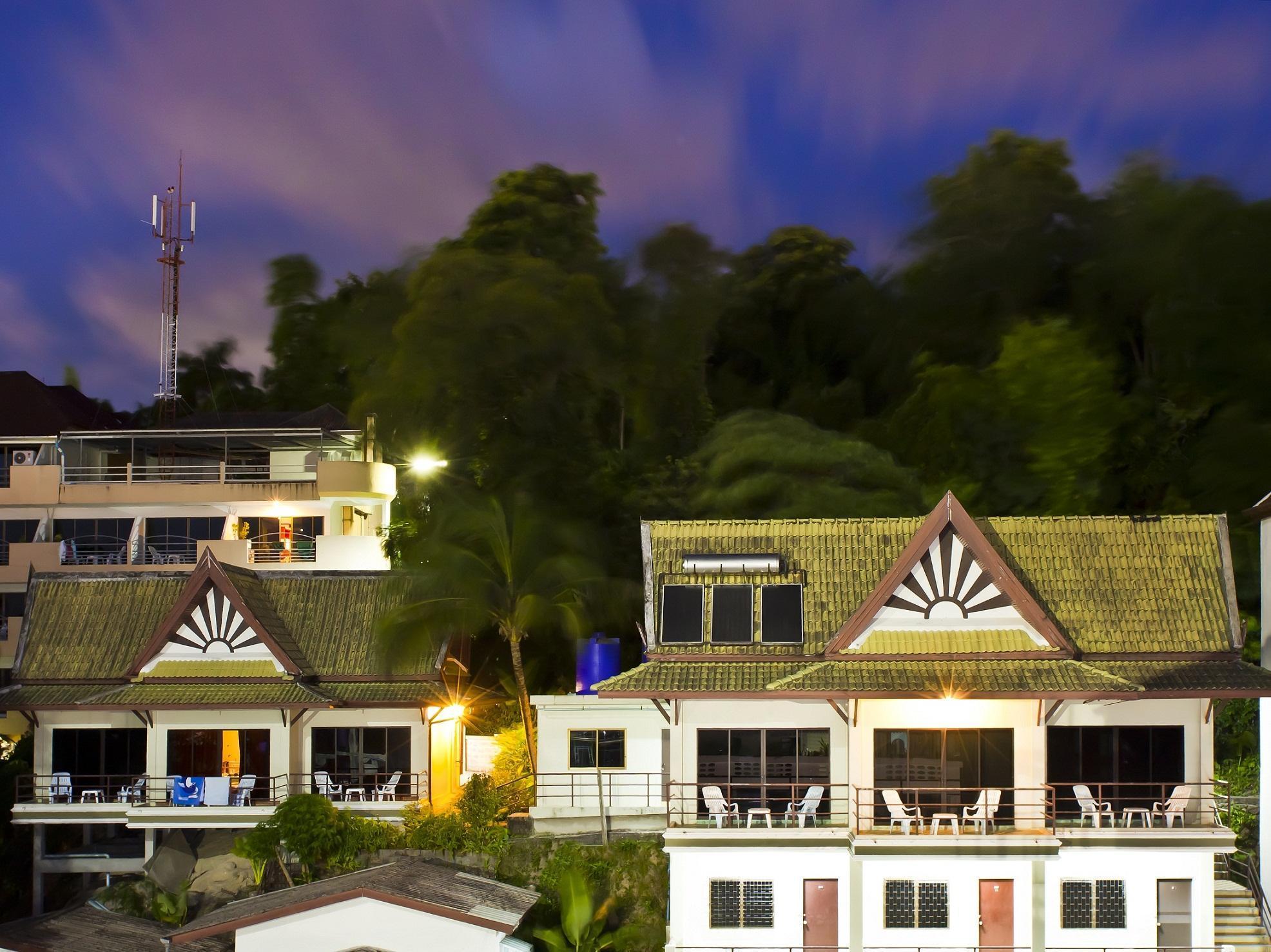 Baan Nitra Guesthouse - Hotell och Boende i Thailand i Asien