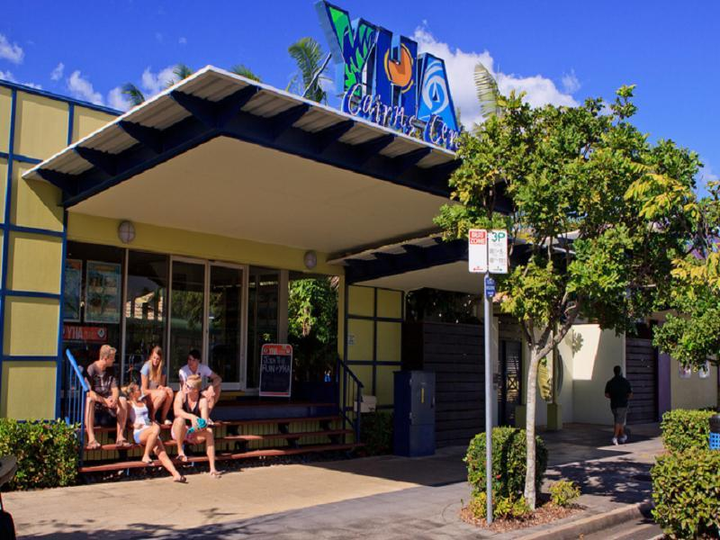 Hotell Cairns Central YHA Hostel