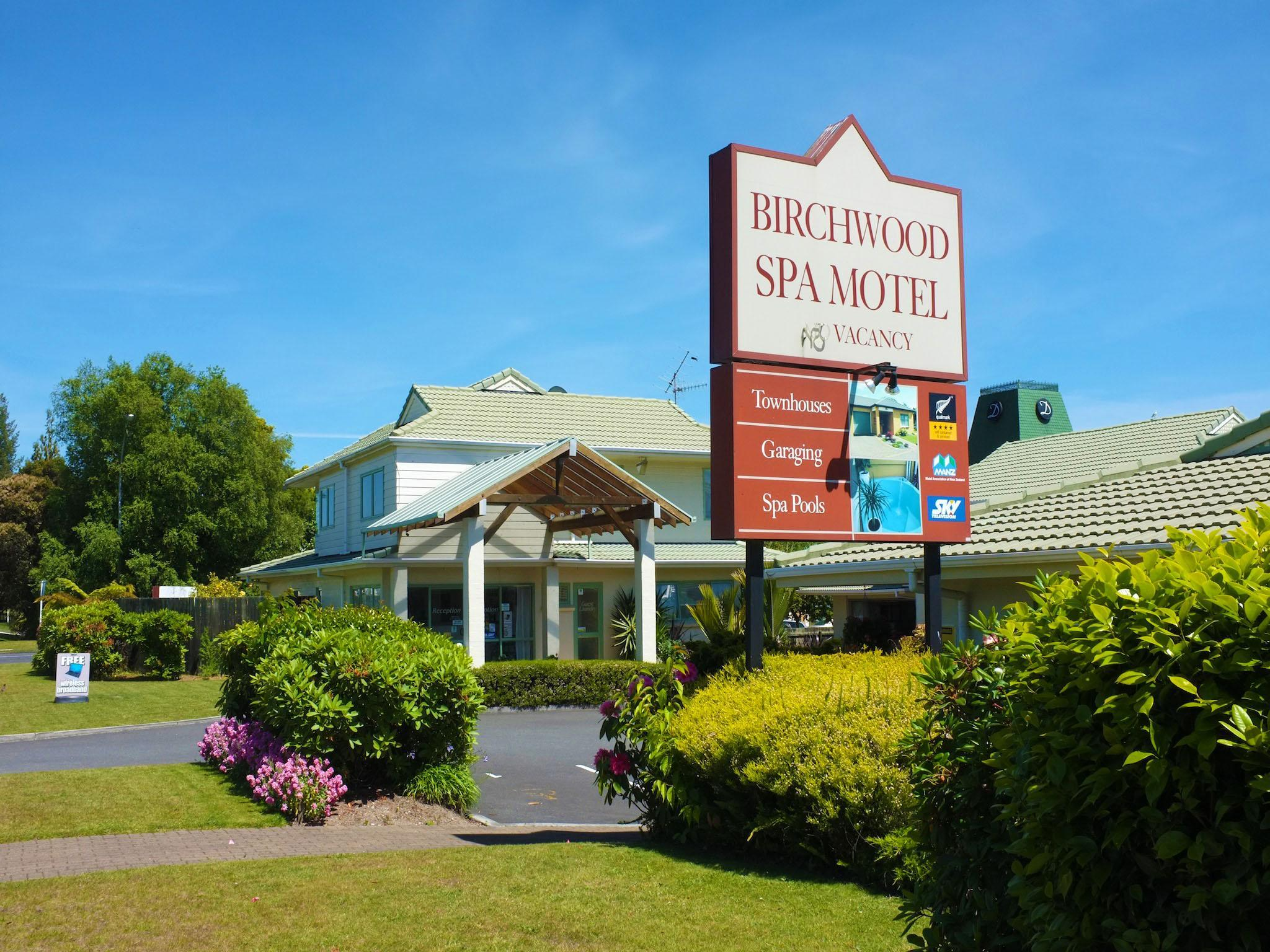Birchwood Spa Motel - Hotels and Accommodation in New Zealand, Pacific Ocean And Australia
