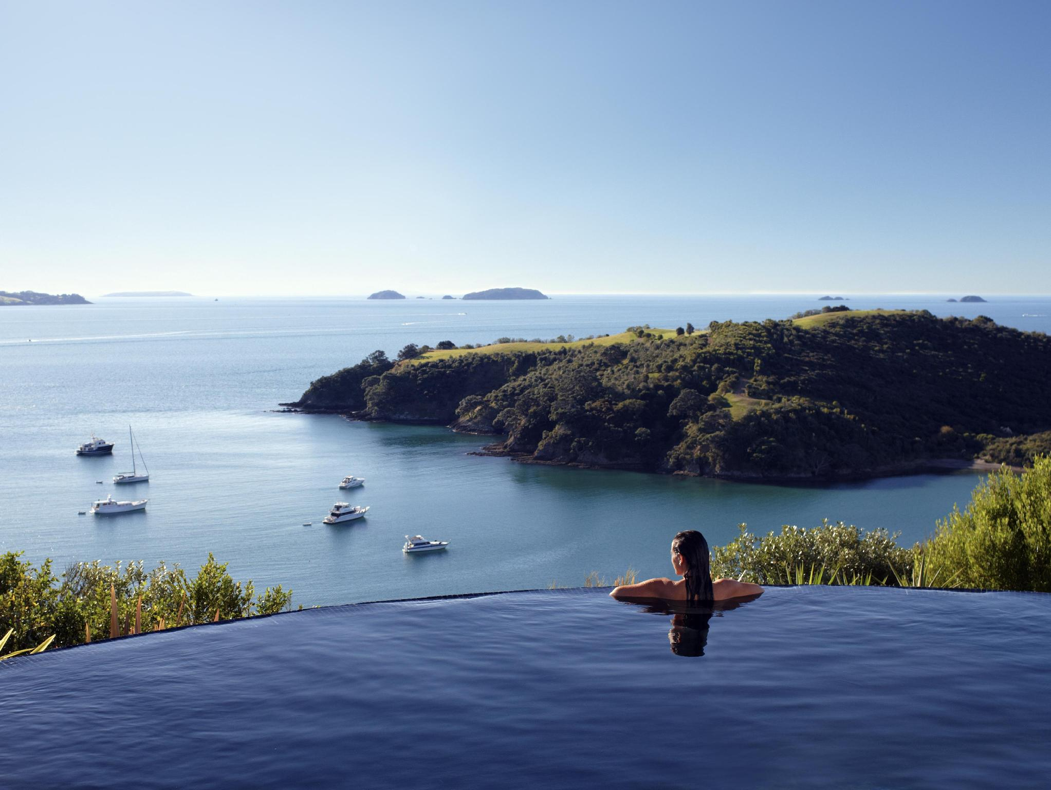 Delamore Lodge - Hotels and Accommodation in New Zealand, Pacific Ocean And Australia