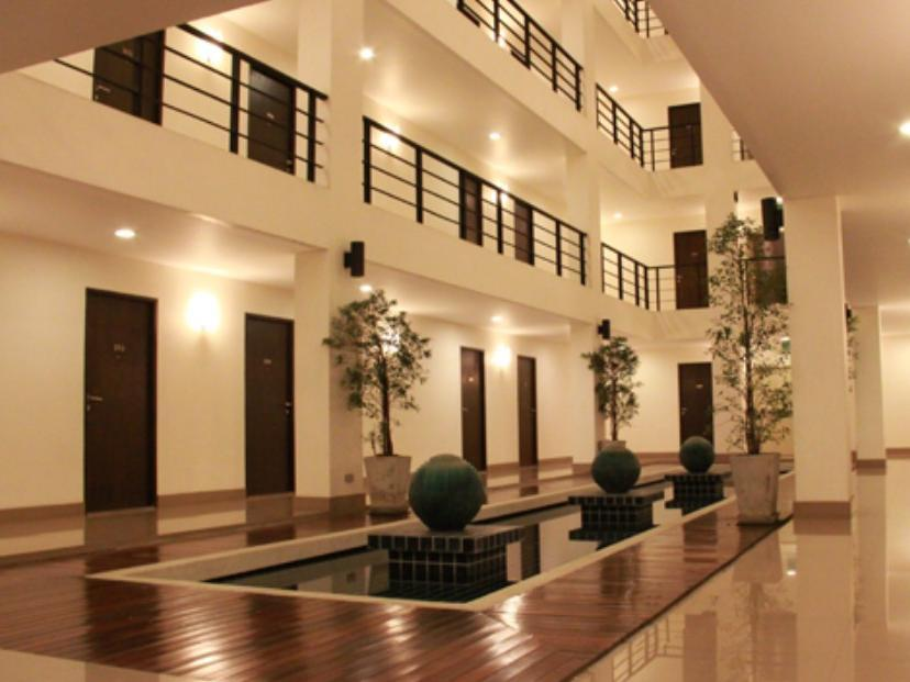 The Atrium Ratchada 13 Hotel - Hotels and Accommodation in Thailand, Asia