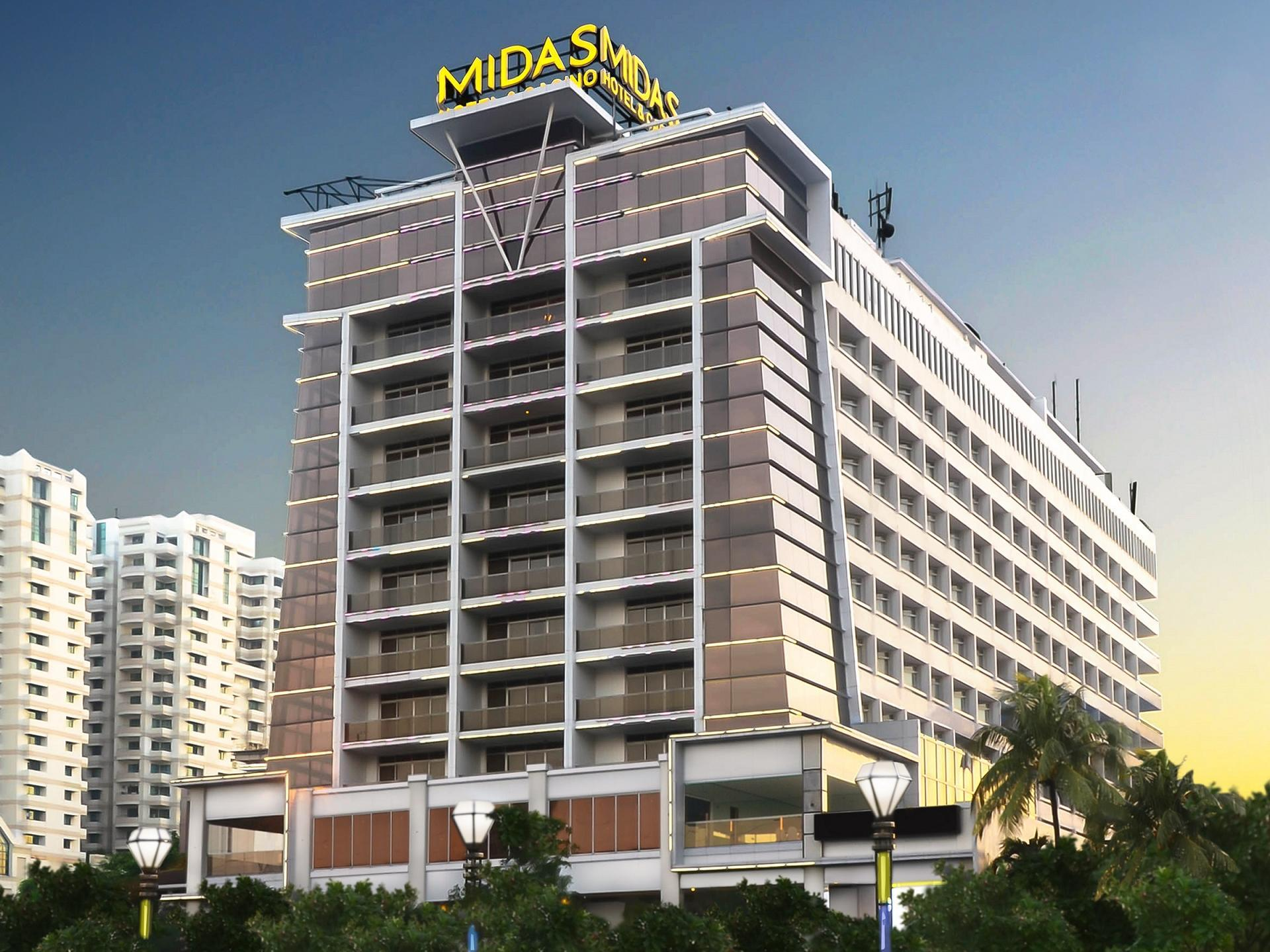 Midas Hotel and Casino - Hotels and Accommodation in Philippines, Asia