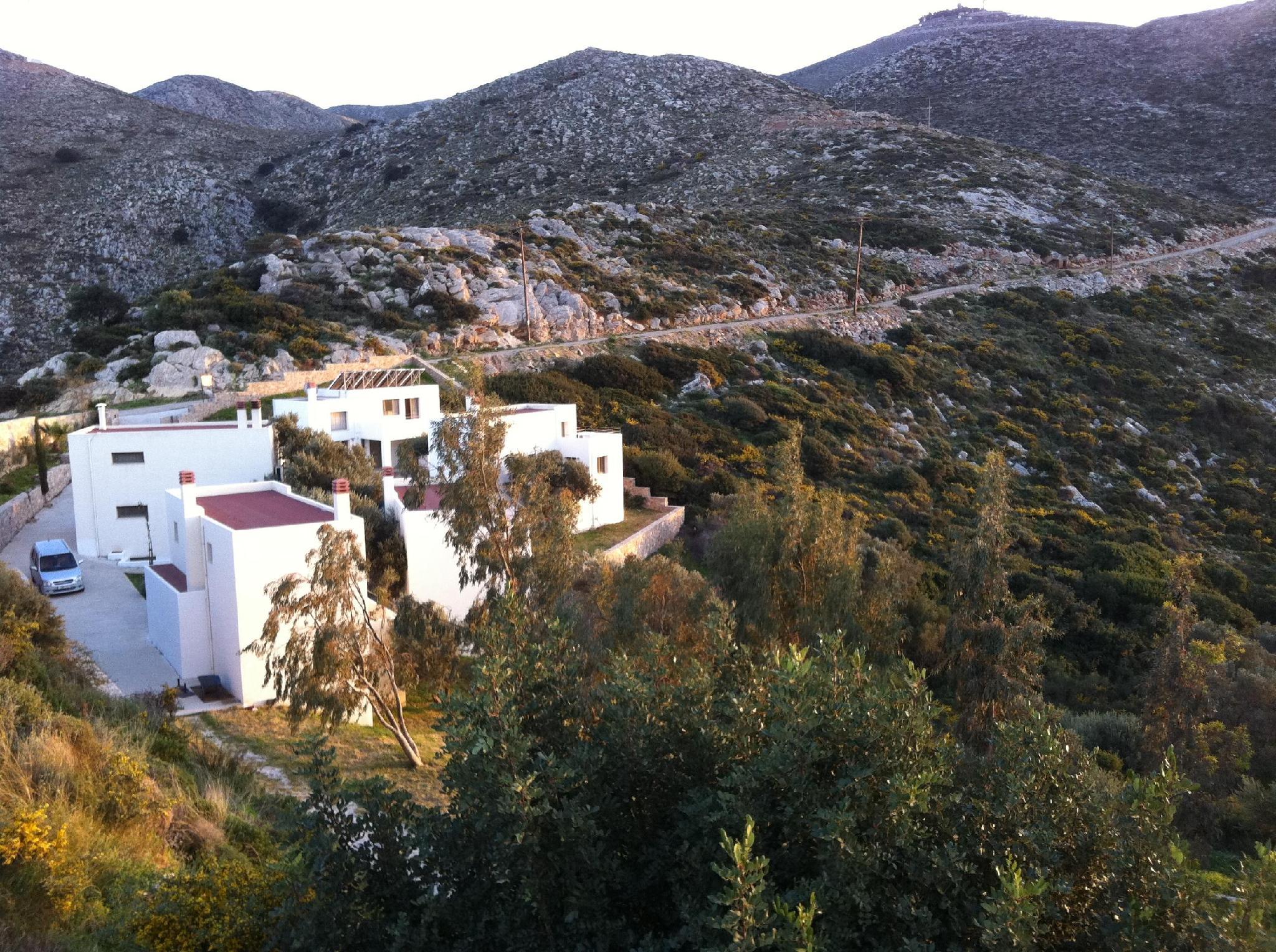 Achlada Mourtzanakis Residence - Crete Island