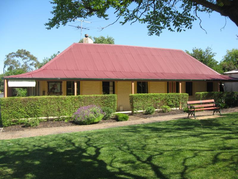 Goat Square Cottages - Hotell och Boende i Australien , Barossa Valley