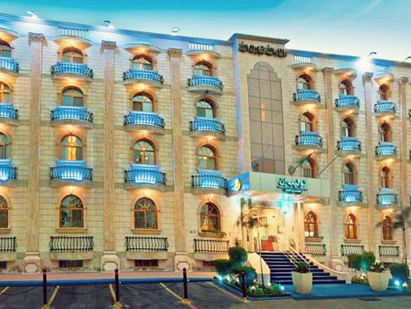 Regency Jeddah Hotel - Hotels and Accommodation in Saudi Arabia, Middle East