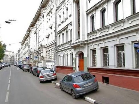 Vanilla Bed And Breakfast Moscow - Exterior