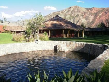 Hotel Villa Urubamba - Hotels and Accommodation in Peru, South America