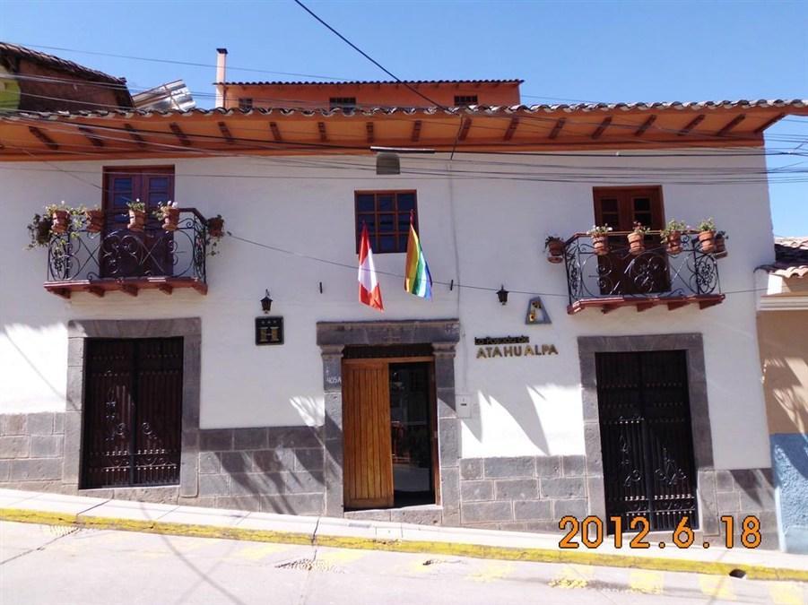 La Posada De Atahualpa - Hotell och Boende i Peru i Sydamerika