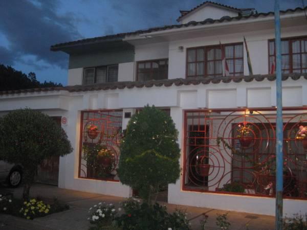 Laramani Hotel Boutique - Hotell och Boende i Peru i Sydamerika
