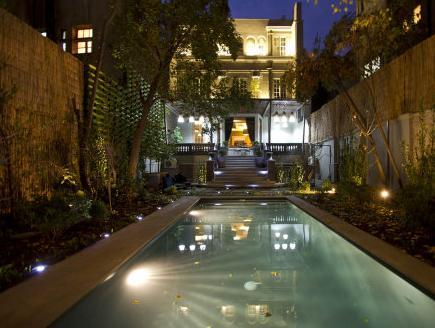 Lastarria Boutique Hotel - Hotels and Accommodation in Chile, South America