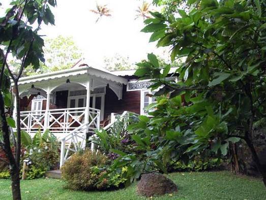 Fond Doux Plantation & Resort - Hotell och Boende i Saint Lucia i Centralamerika och Karibien
