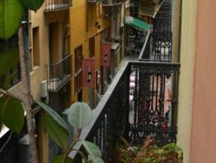 Hostal El Cid Valencia - Balcony/Terrace