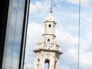 Hostal El Cid Valencia - View