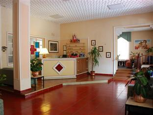 Hotel Iris Crillon Fiuggi - Lobby