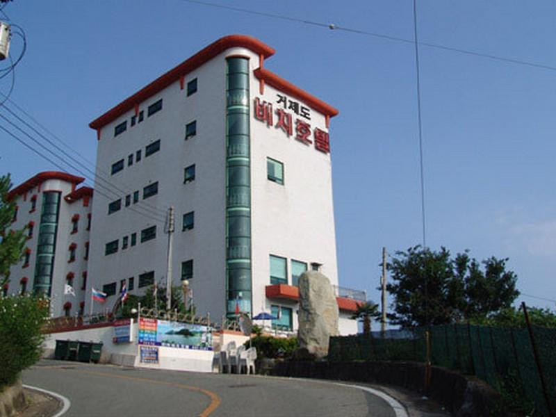 โรงแรม กู้ดสเตย์ จีโอเจโด้ บีช โฮเต็ล  (Goodstay Geojedo Beach Hotel)