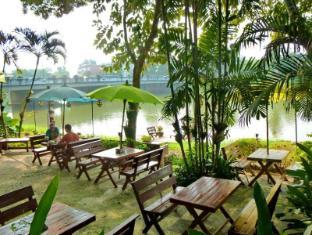 Hollanda Montri Guesthouse Chiang Mai - Giardino