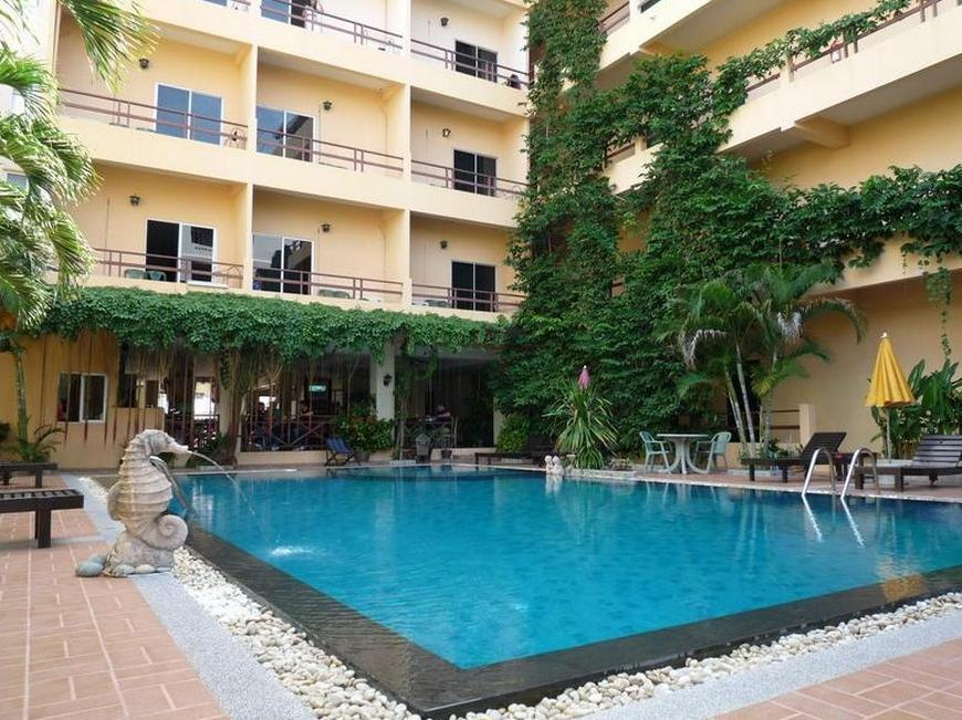 Opey De Place Pattaya - Hotels and Accommodation in Thailand, Asia