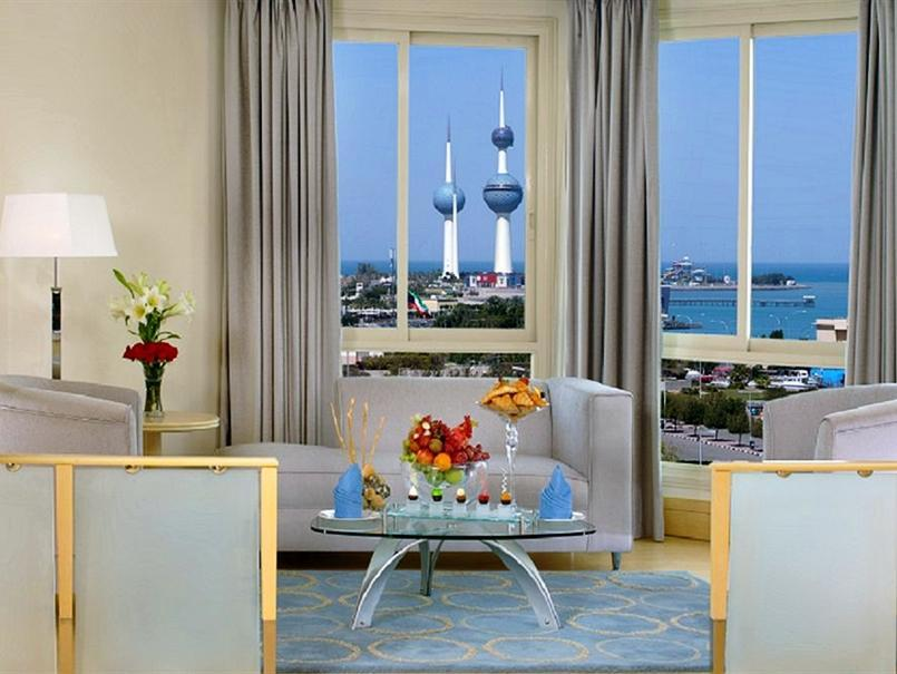 Le Royal Hotel - Hotels and Accommodation in Kuwait, Middle East