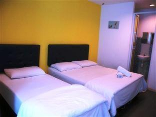 1st Inn Hotel Shah Alam @ I-City Shah Alam - Bilik Tetamu