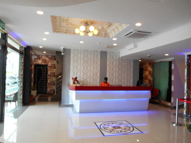 Sai Villa Hotel - Hotels and Accommodation in Malaysia, Asia