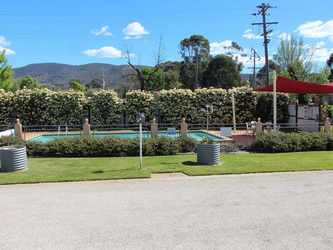 Cudgegong Valley Motel - Hotell och Boende i Australien , Mudgee