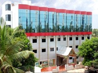 Hotel Karthik - Hotell och Boende i Indien i Hospet