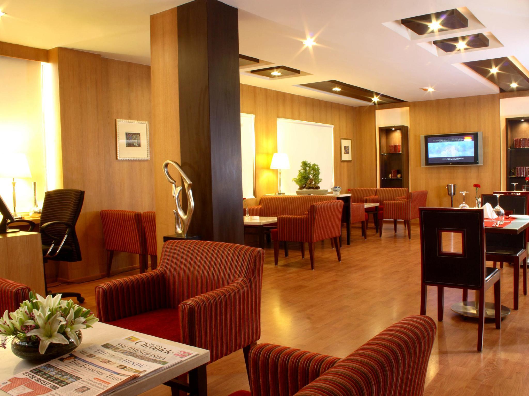 Hampshire Plaza - Hotell och Boende i Indien i Hyderabad