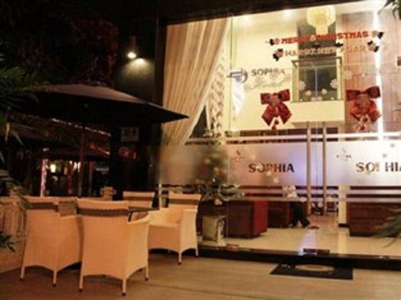 Hotell Sophia Hotel - Phu My Hung