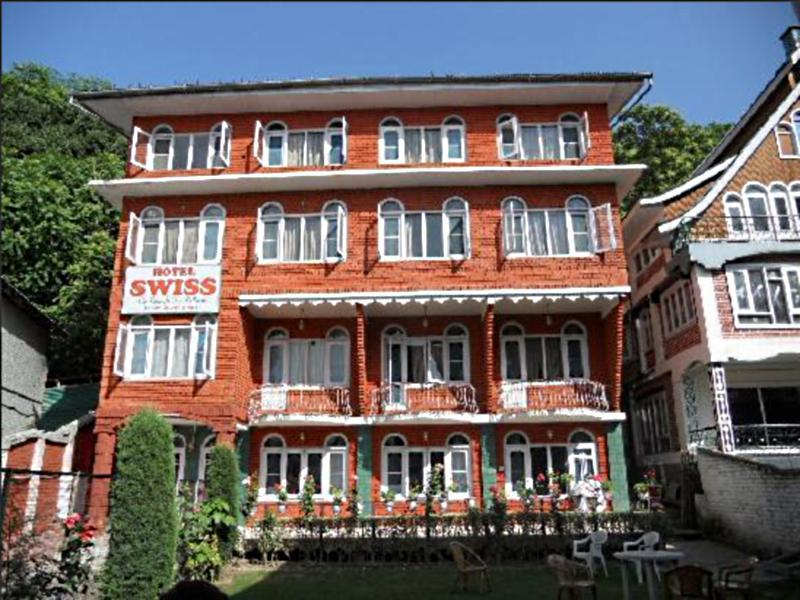 Swiss Hotel Kashmir - Hotell och Boende i Indien i Srinagar