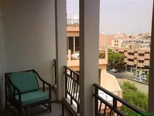 Gueliz Centre Marrakech - Balcón/Terraza