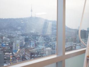 Chungmuro Residence & Hotel Seoul - View