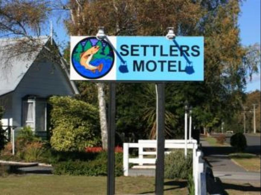 Settlers Motel - Hotels and Accommodation in New Zealand, Pacific Ocean And Australia
