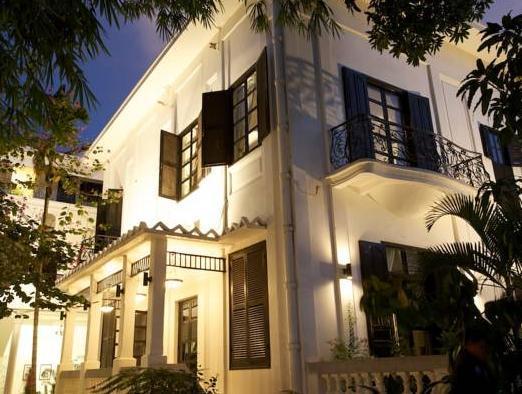 Le Leela Villa Hotel Phnom Penh - Exterior