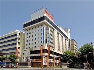 Hotel The Centre Utsunomiya 宇都宫中心酒店