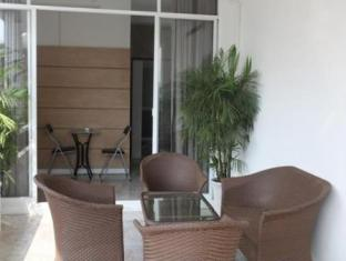 Soho Ho Chi Minh City Residence Serviced Ho Chi Minh City - Balcony/Terrace