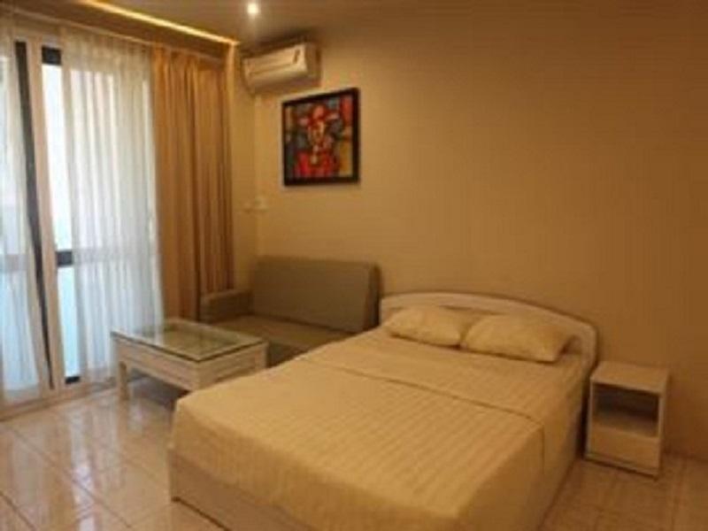 Hotell Soho Ho Chi Minh City Residence Serviced