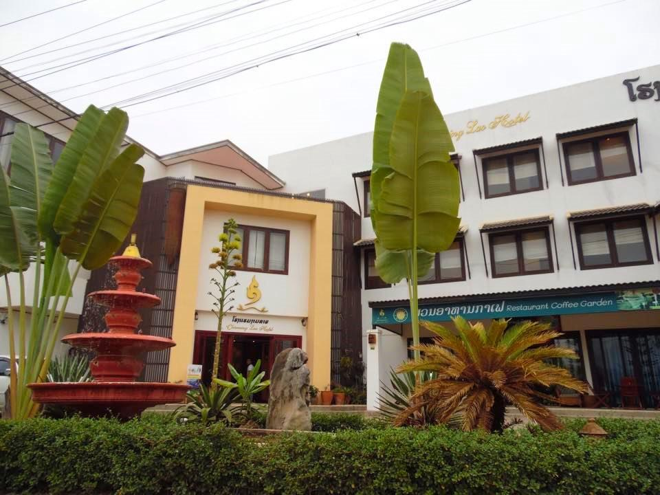 Charming lao hotel oudomxay laos great discounted rates for Quaint hotel