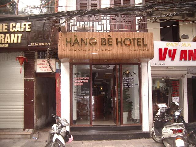 Hangbe Hotel - Hotell och Boende i Vietnam , Hanoi