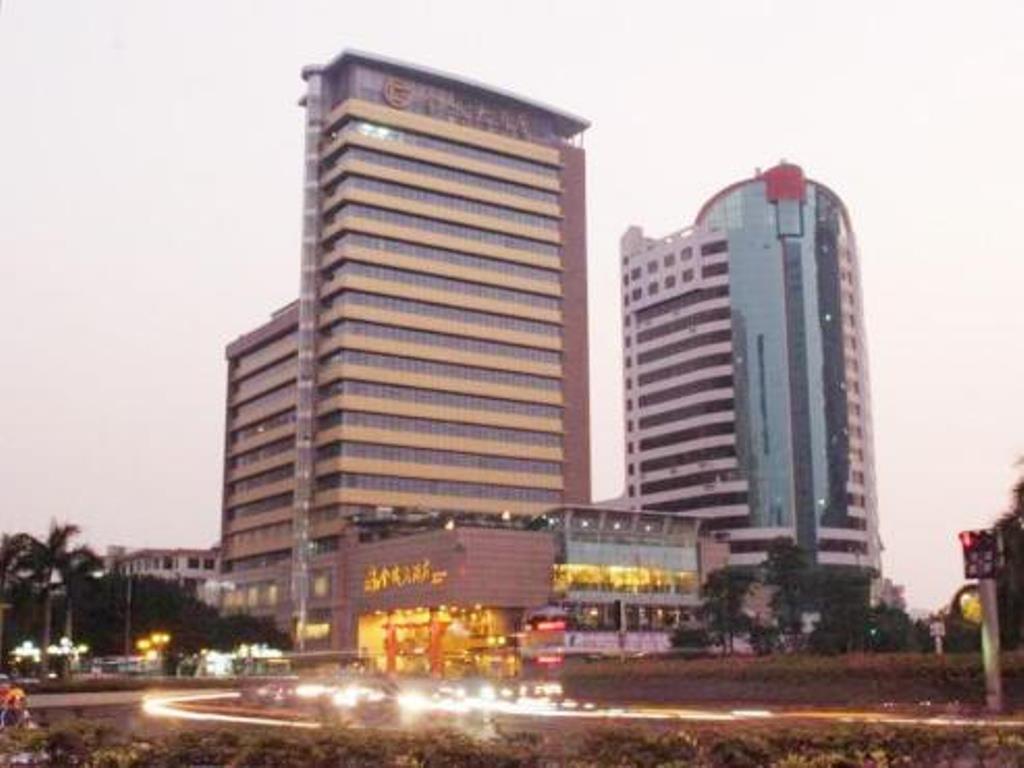 Foshan Golden City Hotel - Foshan