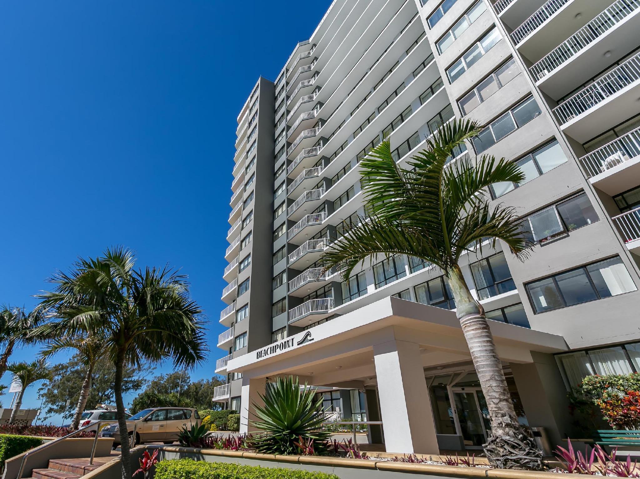 Breakfree Beachpoint Apartments - Hotell och Boende i Australien , Guldkusten