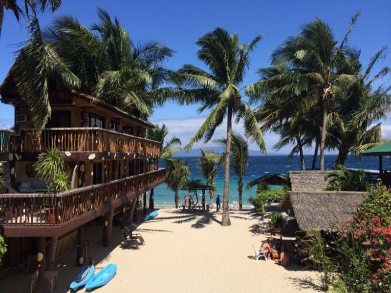 Bamboo House Beach Lodge & Restaurant Puerto Galera, Philippines: Agoda.com