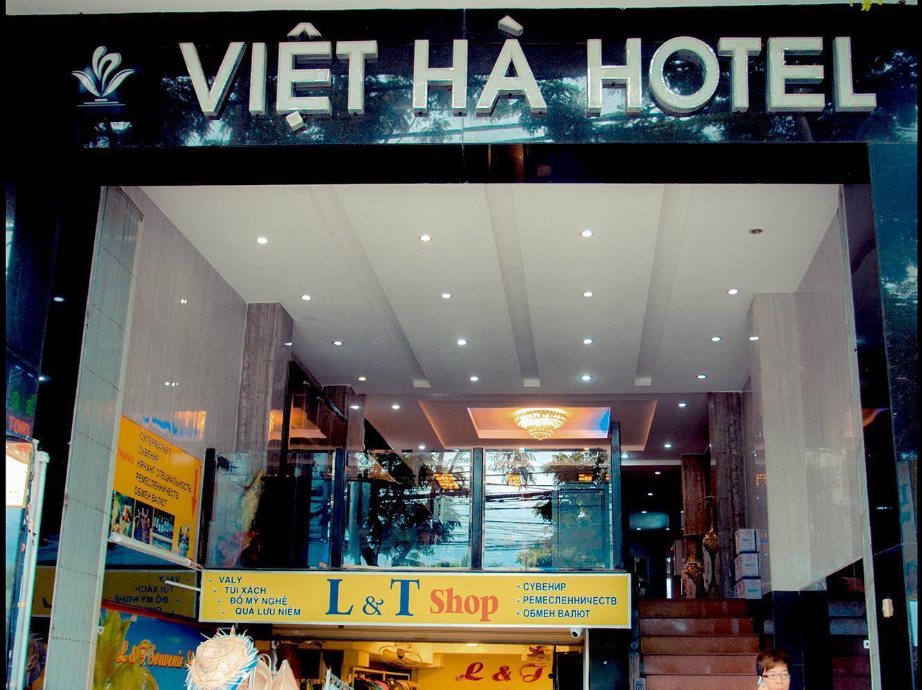 Hotell Viet Ha Hotel