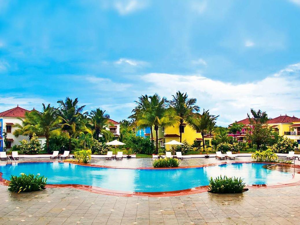 Radisson Blu Resort Goa Cavelossim Beach - Hotell och Boende i Indien i Goa
