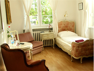 Hotel Pension Rotdorn Berlin - Guest Room