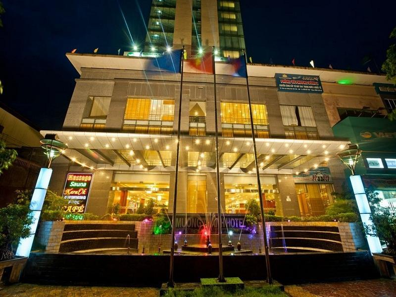 Hotell Muong Thanh Dien Chau Hotel
