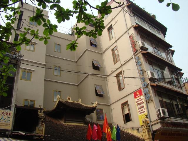 Non Viet Hotel - Hotell och Boende i Vietnam , Hanoi