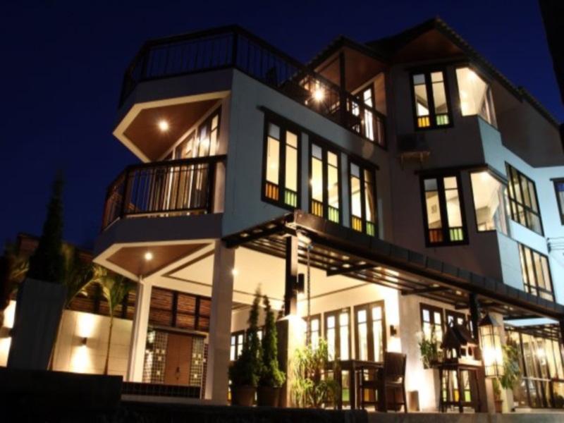 Hotell The Herbs Hotel By The Sea i , Hua Hin / Cha-am. Klicka för att läsa mer och skicka bokningsförfrågan